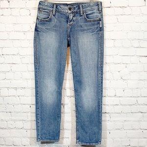 Silver Jeans | Tyler Crop